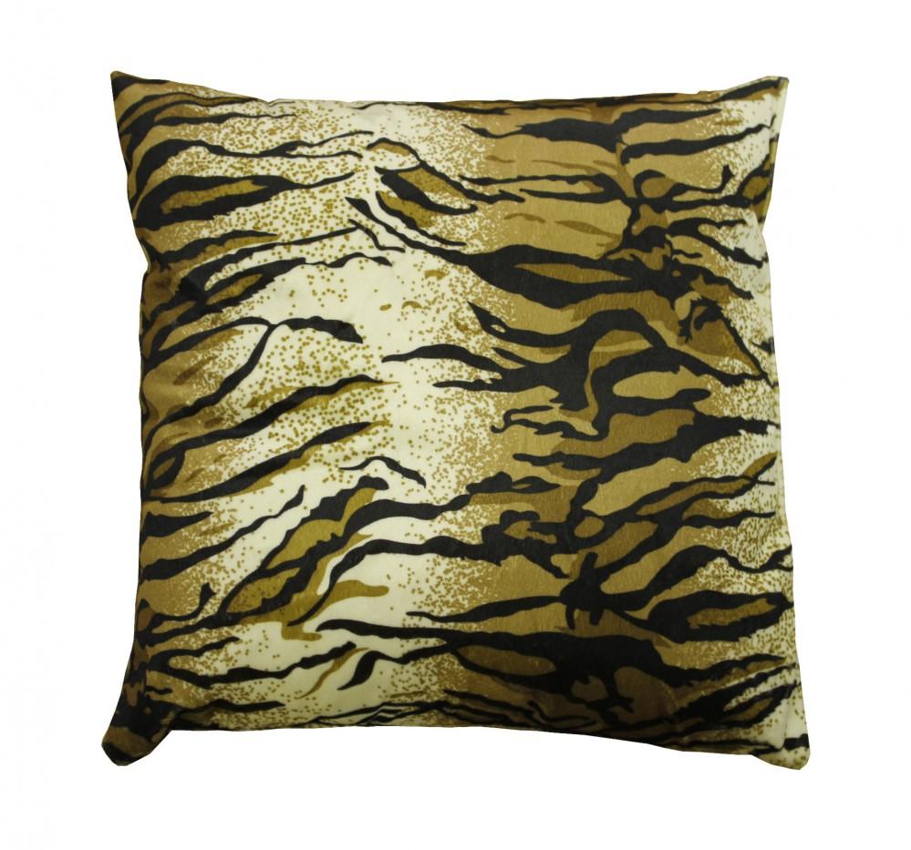 animal design deko kissen 40x40 pl schkissen fellimitat samtweich sofakissen ebay. Black Bedroom Furniture Sets. Home Design Ideas