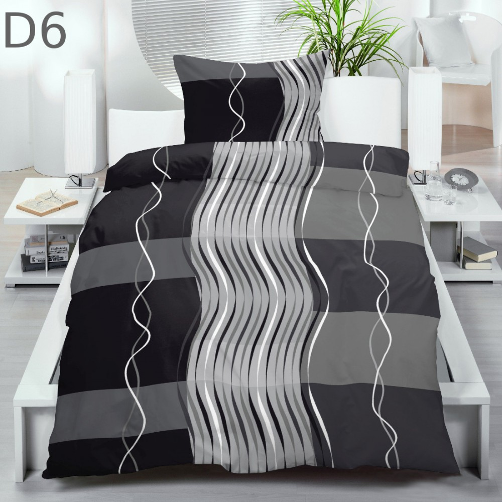 microfaser thermo kuschel flausch fleece winter bettw sche 155x220 ebay. Black Bedroom Furniture Sets. Home Design Ideas